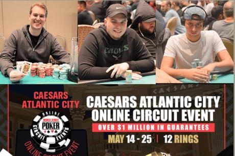 WSOP.com Online Caesars Atlantic City