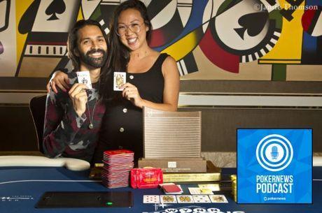 PokerNews Podcast: WSOP Bracelet Winners + Wynn Millions Champ Andrew Moreno