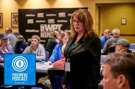 PokerNews Podcast: WSOP on the Move? Guest bestbet Jacksonville's Deb Giardina Talks WPT