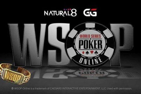 WSOP Online 2021 Natural8