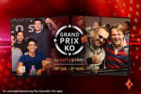 partypoker Grand Prix Main Events