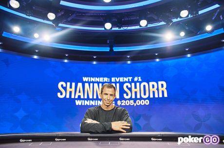 shannon shorr poker masters