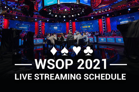 2021 world series of poker