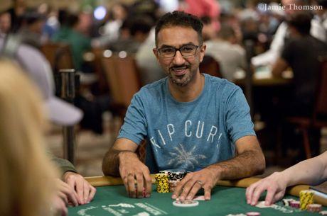 Faraz Jaka WSOP Online