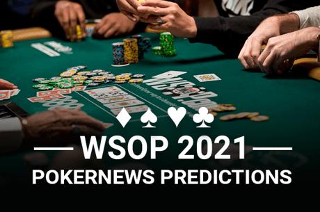 WSOP Predictions