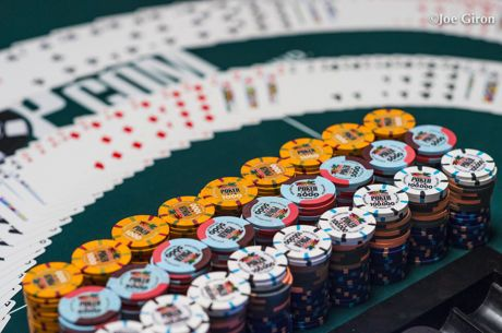 Cash games at the WSOP