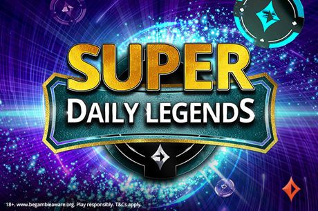 partypoker Super Daily Legends