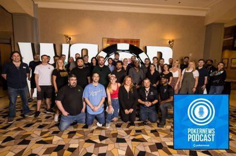 2021 WSOP PokerNews Team