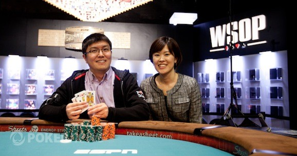 Five First With 2012 World Series of Poker Bracelet Winner Naoya Kihara