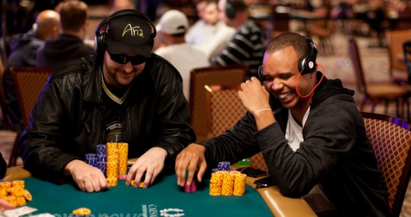 2012 World Series of Poker: A Tale of Two Phils