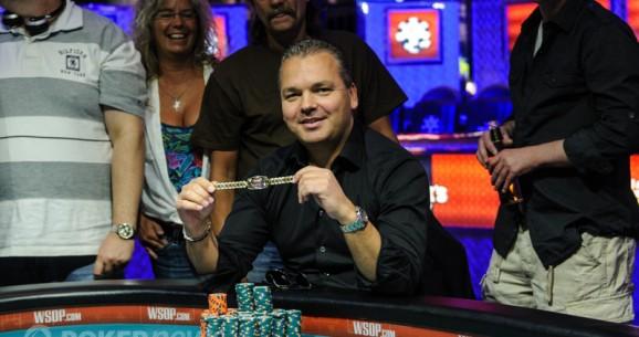 First Five with 2012 World Series of Poker Bracelet Winner Jan-Peter Jachtmann