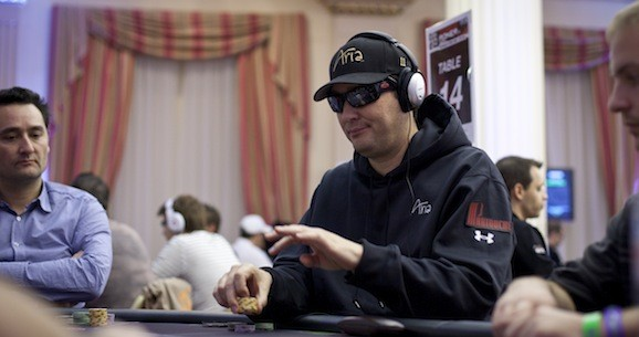 PokerNews Fan Bracket: No. 1 Sands falls to No. 16 Hellmuth
