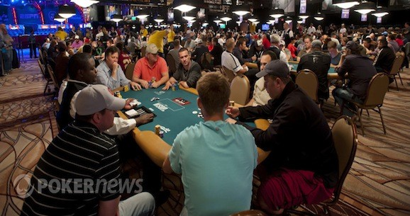 All Mucked Up: 2012 World Series of Poker Day 3 Live Blog