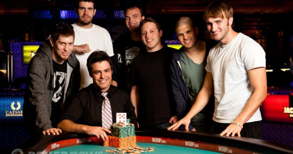 First Five with 2012 World Series of Poker Bracelet Winner Max Steinberg