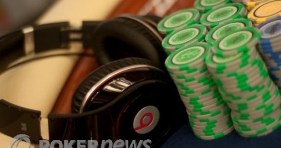 PokerNews Top 10: Músicas de Preparação para Torneios