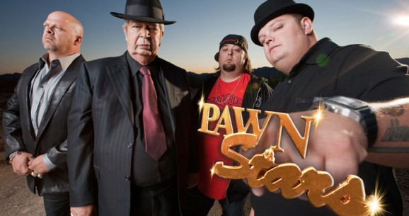 Pawn Stars Shoot During the World Series of Poker