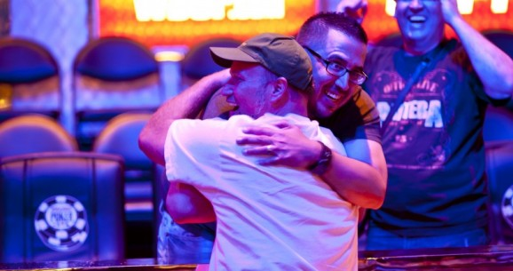 First Five With 2012 World Series of Poker Bracelet Winner Chris Tryba