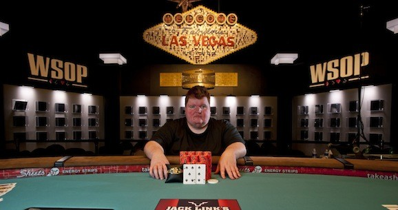 First Five with World Series of Poker Bracelet Winner Brian Meinders