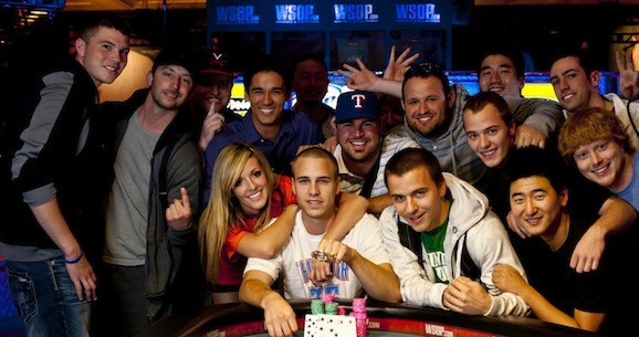 First Five with 2012 World Series of Poker Bracelet Winner Austin Scott
