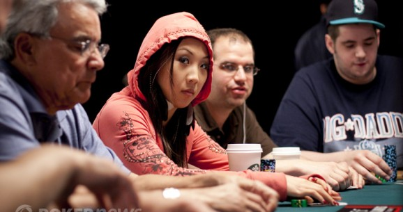 On the Felt with PokerNews: Lee Davy and Kristy Arnett