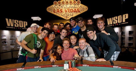 First Five with First-Time World Series of Poker Bracelet Winner Will Jaffe
