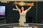 Jennifer Shahade Wins Biggest Open-Face Chinese Live Poker Event in History