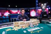 Aaron Mermelstein Defeats Eugene Todd To Win 2015 WPT Borgata Winter Poker Open