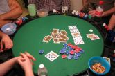 Strategy for Home Poker Games -- It's Not What You Think