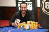 Aaron Clark Wins RunGood Series Hard Rock Tulsa Main Event