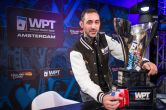 Holland's Own Farid Yachou Wins First-Ever 2015 WPT Amsterdam Main Event for €215,000