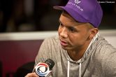 Phil Ivey discussing legacy and what bracelets mean to him.