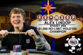 Alex Lindop Wins UK's Third WSOP Bracelet of the Summer