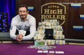 Brian Rast Wins Inaugural $500,000 Super High Roller Bowl for $7,525,000