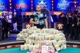 Does Bagging the Chip Lead On Day 1a of the WSOP Main Event Translate Into Success?