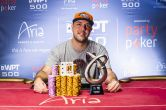 Craig Varnell Wins the partypoker WPT500 Aria; UK's Milan Harper Ninth