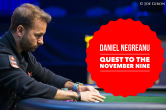 Follow Daniel Negreanu's Push To 2015 WSOP Main Event Final Table