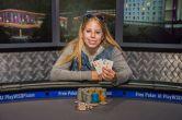 Loni Harwood Wins 2015 WSOP National Championship for $341,599, Second Gold Bracelet