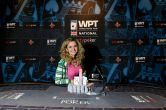 Irina Nikolaidi Becomes the 2015 partypoker WPTNUK London Champion