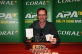 Dave Burt Crowned APAT Welsh Championships Main Event Champion
