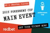 Play Your Way to the 2015 PokerNews Cup at Redbet Poker