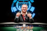 Greek Native Turned German Restaurant Owner Makes WSOPE Dreams Come True