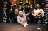 Dale Garrad wins the UKIPT Super Series for £28,300