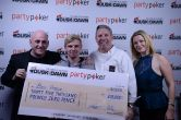Benjamin Preece Takes Down Inaugural Grand Prix Poker Tour