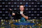 Adopted Canadian Niall Farrell Wins EPT Malta Main Event for €534,330