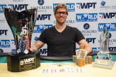 Ben Cade Wins World Poker Tour Emperors Palace Poker Classic