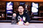 Mian Wei Wins the 2015 WPT UK High Roller For £100,000