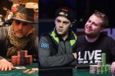888poker To Sponsor Joe McKeehen, Neil Blumenfield & Tom Cannuli at WSOP Final Table