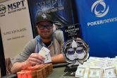 Runner-Up to Champ: Rich Alsup Wins 2015 MSPT Meskwaki Main Event for $101,229