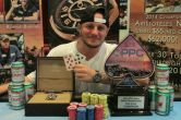 Vincent Fiorenza Wins 2015 PPC Aruba World Championship for $106,027