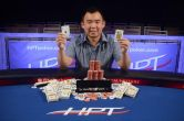 Kane Lai Wins Second Major Title of Year w/ HPT Ameristar St. Charles Win for $150,593
